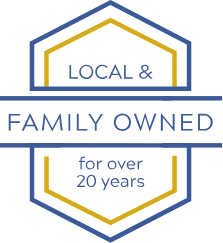 Local & Family Owned for over 20 years